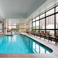 Swimming pool at Courtyard by Marriott Houston Galleria