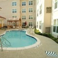 Swimming pool at Courtyard by Marriott Houston West University