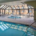 Swimming pool at Courtyard by Marriott Indianapolis Carmel