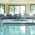 Swimming pool at Courtyard by Marriott Ithaca