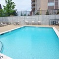 Swimming pool at Courtyard by Marriott Kansas City Country Club Pla