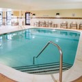 Swimming pool at Courtyard by Marriott Largo Capital Beltway