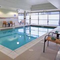 Swimming pool at Courtyard by Marriott London