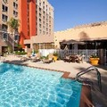 Swimming pool at Courtyard by Marriott Los Angeles / Baldwin Park