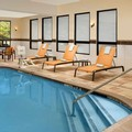 Swimming pool at Courtyard by Marriott Lufkin