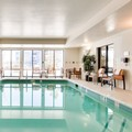 Swimming pool at Courtyard by Marriott Malvern
