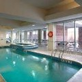 Swimming pool at Courtyard by Marriott Mississauga Meadowvale