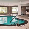 Swimming pool at Courtyard by Marriott Newburgh