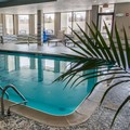Swimming pool at Courtyard by Marriott Norwich