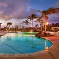 Swimming pool at Courtyard by Marriott Oahu North Shore