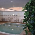 Swimming pool at Courtyard by Marriott Portland Airport