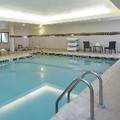 Swimming pool at Courtyard by Marriott Portland Southeast