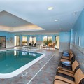 Swimming pool at Courtyard by Marriott Raynham