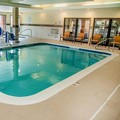 Swimming pool at Courtyard by Marriott Rocky Mount