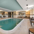 Swimming pool at Courtyard by Marriott Russellville