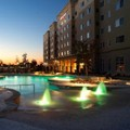 Swimming pool at Courtyard by Marriott San Antonio Six Flags at The