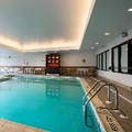 Swimming pool at Courtyard by Marriott Scranton / Wilkes Barre