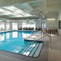 Swimming pool at Courtyard by Marriott Toronto Airport