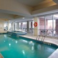 Swimming pool at Courtyard by Marriott Vaughan