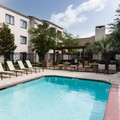 Swimming pool at Courtyard by Marriott Waco