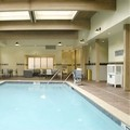 Swimming pool at Courtyard by Marriott Waterbury Downtown