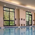 Swimming pool at Courtyard by Marriott Woburn Boston North