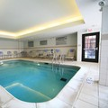 Swimming pool at Courtyard by Marriott at Aksarben Village