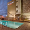 Swimming pool at Courtyard by Marriott at Phoenix Mesa Gateway Airport