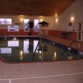 Swimming pool at Crossings by Grandstay Inn & Suites