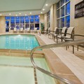 Swimming pool at Crowne Plaza Anchorage Midtown