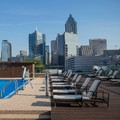 Swimming pool at Crowne Plaza Atlanta Midtown