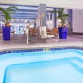 Swimming pool at Crowne Plaza Bloomington