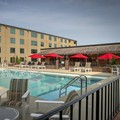 Swimming pool at Crowne Plaza Chicago Northbrook
