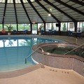 Swimming pool at Crowne Plaza Cleveland South / Independence