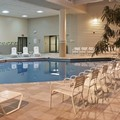Swimming pool at Crowne Plaza Columbus / Dublin Ohio
