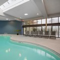 Swimming pool at Crowne Plaza Danbury