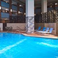 Swimming pool at Crowne Plaza Detroit Novi
