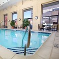 Swimming pool at Crowne Plaza Hotel Englewood