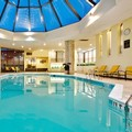 Swimming pool at Crowne Plaza Hotel Reading