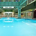 Swimming pool at Crowne Plaza Indianapolis Downtown Union Station