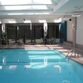 Swimming pool at Crowne Plaza Kitchener Waterloo