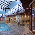 Swimming pool at Crowne Plaza Lansing West