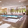 Swimming pool at Crowne Plaza Milwaukee West