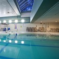 Swimming pool at Crowne Plaza Minneapolis West