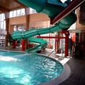 Swimming pool at Crowne Plaza Montreal Airport