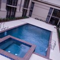Swimming pool at Crowne Plaza New Orleans Airport
