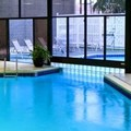 Swimming pool at Crowne Plaza Newark International Airport