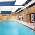 Swimming pool at Crowne Plaza Philadelphia Bucks County