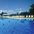 Swimming pool at Crowne Plaza Philadelphia Cherry Hill
