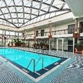 Swimming pool at Crowne Plaza Pittsfield Berkshires